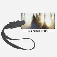 Inspirational Poster: The path o Luggage Tag