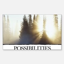 Inspirational Poster: The path Decal