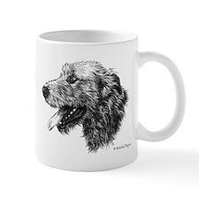 Happiness is an Irish Wolfhound Small Mug