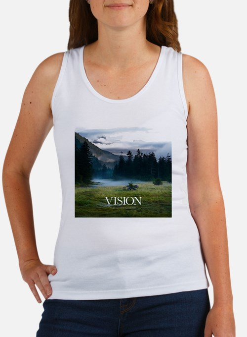 Inspirational Poster: The best wa Women's Tank Top
