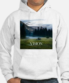Inspirational Poster: The best w Hoodie