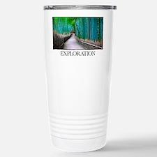 Inspirational Poster: The path  Travel Mug