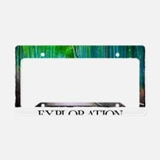 Inspirational Poster: The pat License Plate Holder