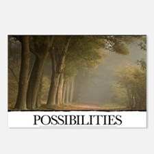 Inspirational Poster: Pos Postcards (Package of 8)