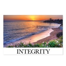 Inspirational Poster: In  Postcards (Package of 8)