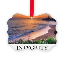 Inspirational Poster: In matters  Ornament