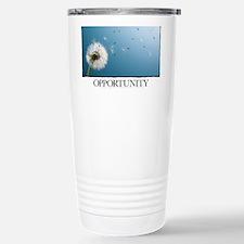 Inspirational Poster: Go confid Travel Mug