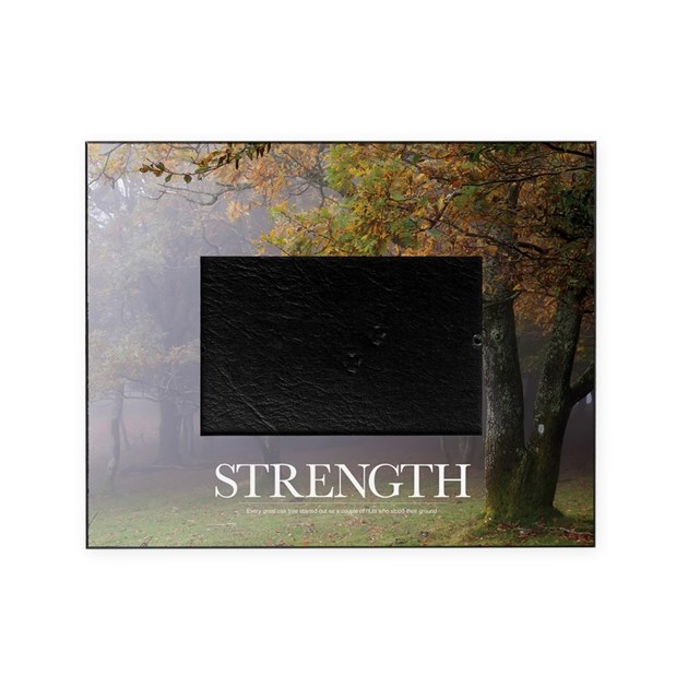 Inspirational Poster Every great oa Picture Frame