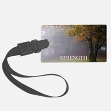 Inspirational Poster: Every grea Luggage Tag