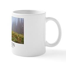 Inspirational Poster: Create a path whe Mug