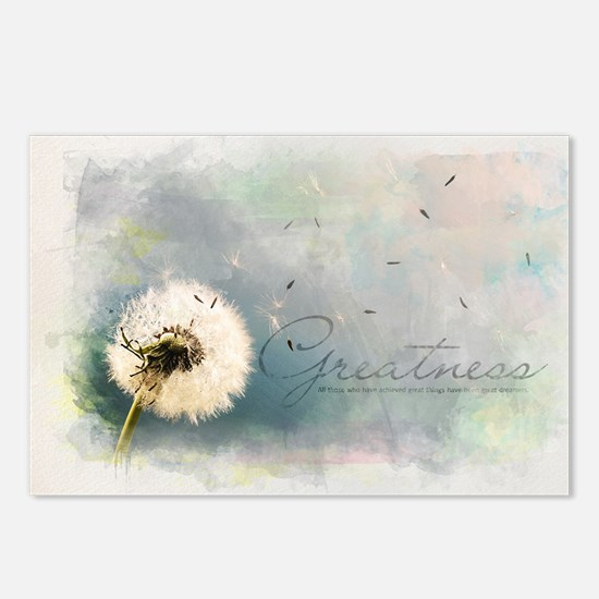 Inspirational Poster: All Postcards (Package of 8)