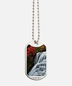 Inspirational Motivational Poster: The gr Dog Tags