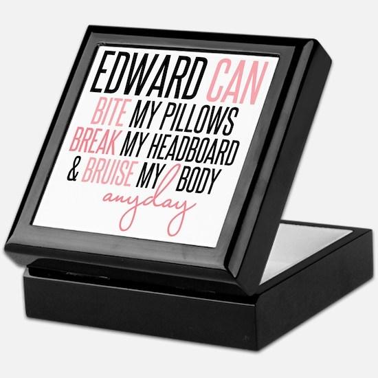 Edward Can.. Keepsake Box