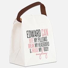 Edward Can.. Canvas Lunch Bag