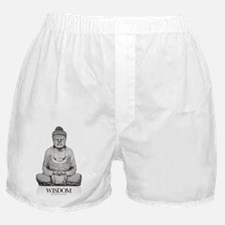 Inspirational Motivational Poster: Kn Boxer Shorts