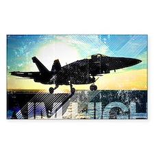 Motivational Grunge Poster: Ai Decal