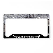 Motivational Poster: USS Nimi License Plate Holder