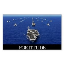 Motivational Poster: USS Ronal Decal