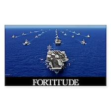 Motivational Poster: USS Ronal Stickers