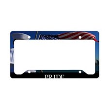Military Poster: Pride, A sai License Plate Holder
