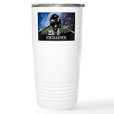 Military Poster: Self-portrait  Travel Mug