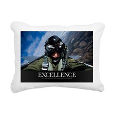 Military Poster: Self-po Rectangular Canvas Pillow