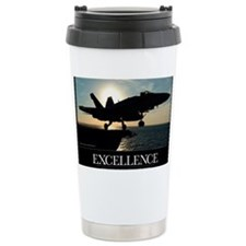 Military Poster: An F/A-18C Hor Travel Mug