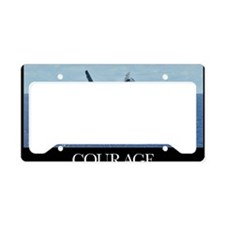 Military Poster: An F/A-18C H License Plate Holder
