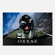 Military Motivational Pos Postcards (Package of 8)
