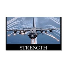 Military Motivational Poster: A Car Magnet 20 x 12