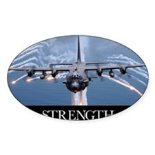 Military Motivational Poster: An AC Decal