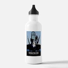 Military Motivational  Water Bottle