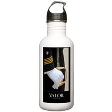 Military Poster: A U.S Water Bottle