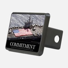 Military Poster: Personnel Hitch Cover