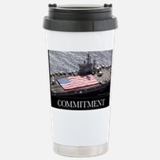 Military Poster: Personnel part Travel Mug