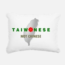 TaiwaneseNotChinese_Isla Rectangular Canvas Pillow