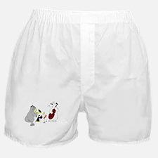 Animal Jazz Band Boxer Shorts