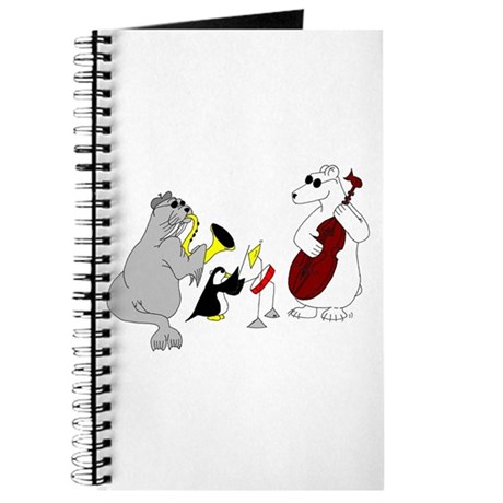 Animal Jazz Band Journal