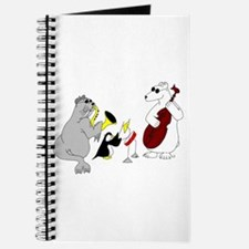 Animal Jazz Band Journal