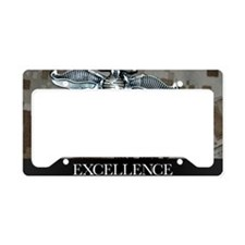 US Navy Poster : The Fleet Ma License Plate Holder
