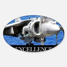 Air Force Poster: Excellence Decal