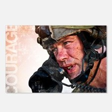Air Force Grunge Poster:  Postcards (Package of 8)