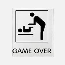 gameov Throw Blanket