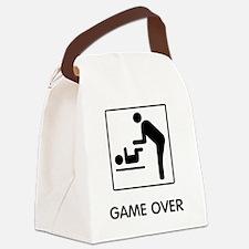 gameov Canvas Lunch Bag