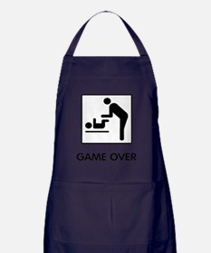 gameov Apron (dark)