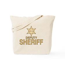 Deputy Sheriff Deputy Sheriff Tote Bag