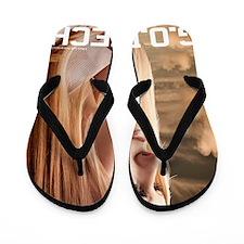 Lydia GODTECH Poster Flip Flops