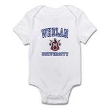 WHELAN University Infant Bodysuit
