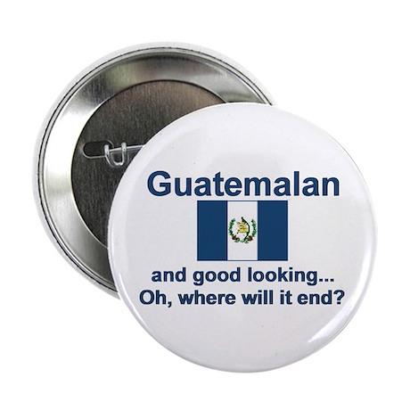 Guatemalan-Good Lkg Button