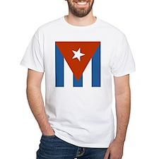 Cuba Flag Jewelry Case Shirt